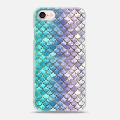 Pretty Mermaid Scales 38 - Snap Case