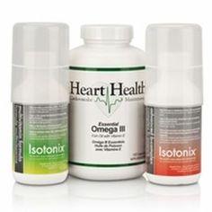 Optimal Wellness Kit - Isotonix Advanced B-Complex, Isotonix Multivitamin and Omega III w/Vitamin E