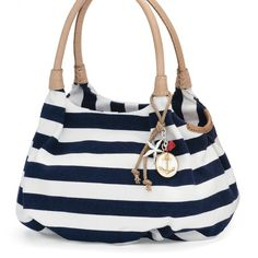 Brewster Stripe Hobo, perfect for a nautical night out!