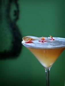 Baked apple martini - A delicious and festive way to entertain