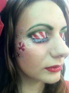 36 best elf costume and makeup ideas images on xmas - Christmas Elf Makeup