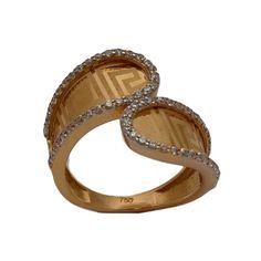 Resultado de imagen de anillos de oro italianos