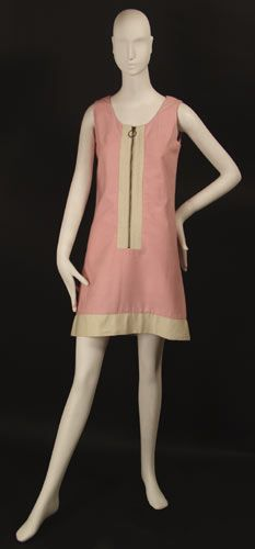 Lina dress - 1965 Mary Quant Mini Dress Leather Skirts. The miniskirt, described as one of the defining fashions of the 1960s, is one of the garments most widely associated with Quant.