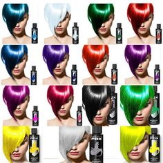 ARCTIC FOX 100% Vegan Semi Permanent Hair Dye 4 oz or 8-oz * 15 Vibrant Colors - Brought to you by Avarsha.com