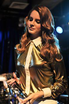 Lana del Rey Vogue's Melenas legendarias