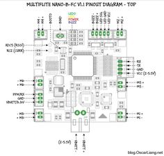 Wiring Diagram Further 32 Flight Controller For together with Mini Quadcopter Body further 462041243000018991 also Wiring Diagram Brushless Motor Esc further Briggs And Stratton 17 Hp Ohv Wiring Diagram. on quadcopter wiring diagram cc3d