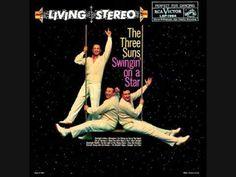 The Three Suns - Swingin' on a star (1959)  Full vinyl LP