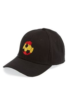 Gents 'Spain - World Soccer' Baseball Cap available at #Nordstrom