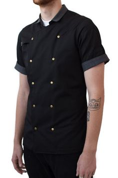 MR. PEPPER Chef Coat | Hedley & Bennett // Handmade Chef Gear