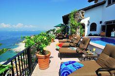 Casa, Conchas Chinas, Puerto Vallarta