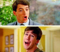 "Favorite Cameron expression: ""C'MON!"""