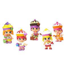 Pinypon - Set de Figuras Cupcakes