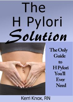 Symptoms of H pylori are Not Always What You Would Expect
