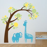 super cute decals! I can't wait to find a new home so I can decorate... again!