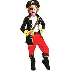 Kinder Halloween-Partei-Kostuem Karneval Sparrow Piratenkostuem (110-120cm, Schwarz) Jetor http://www.amazon.de/dp/B00OCK9MYE/ref=cm_sw_r_pi_dp_I0YYub1WDSMB9