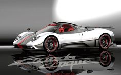 nice pagani race car image hd Pagani Zonda 2013 New Revolution Car HD Desktop Wallpapers