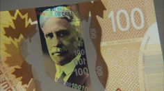 Bank of Canada new polymer $100 notes (full 8 mins b-roll) - with Englis...