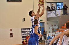 Montegranaro-Roseto 80-67 nella semifinale de Le Marche a canestro