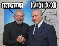 Em depoimento,presidente da AG,preso na PF em Curitiba afirma ter 'relação institucional' com Temer,Cunha,Paes,Lula..