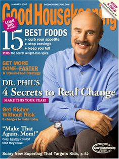 Magazines: Good Housekeeping (1-year auto-renewal)