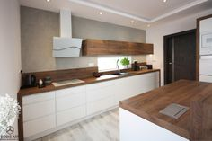 Dom, Kitchen Cabinets, Table, Furniture, Design, Home Decor, Decoration Home, Room Decor, Cabinets