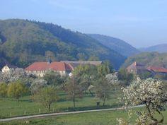 "Monastery ""Michaelstein"" Blankenburg. The Harz Mountains. Germany"