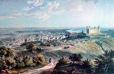 Bratislava, historical picture
