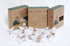Flavored Goat Milk Caramels from Big Picture Farm