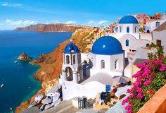 viagem para a Grécia_Santorini_Viajando bem e barato
