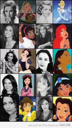 Voices behind some of Disney's best un-villainous female characters
