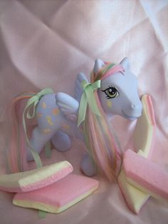 My little Pony Custom Yummy My Little Pony Dolls, All My Little Pony, Little Pony Party, Cute Fantasy Creatures, Bloom Baby, Little Poni, Unicorn Horse, Mlp Pony, Toy Collector