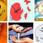 5 kép - az egyik a jövőd mutatja meg!   Lótusz Playing Cards, Clock, Watch, Playing Card Games, Clocks, Game Cards, Playing Card