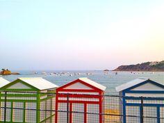 S'Agaro Beach Cabanas, Spain