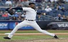 Aroldis Chapman acuerda por cinco años y 86 millones de dólares con Yankees