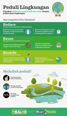 Peduli Lingkungan untuk Indonesia Bersih