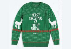 18 LOL-Worthy Ugly Christmas Sweaters to Buy ASAP via Brit + Co