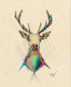 antelope on Behance
