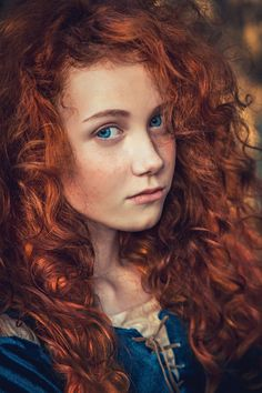 Beautiful Merida Cosplay photos [1] MikiLavi