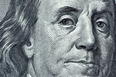Photo about Closeup of Benjamin Franklin as depicted on US one hundred dollar bill. Image of scientist, inventor, politician - 3530348 Benjamin Franklin, 2008 Economic Crisis, Mark Cuban, Thing 1, Think And Grow Rich, Dollar, Founding Fathers, Good People, How To Become