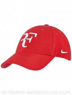 cc85dda9046 men and women Roger Federer RF Hybrid Hat