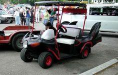 #9 batmobile golf cart 1