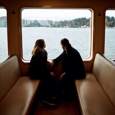 hint hint for future Olga: get engagement pictures done on ferry