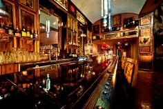 Salvage Lounge Bar Design By Straight Designs