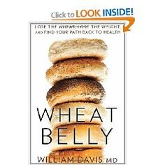 Best book!  Why we should all be eating gluten free even though we think we don't have an intolerance!