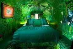 Forest bedroom!