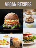 An index of all the vegan recipes on MyNaturalFamily.com