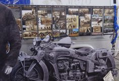 Празднование дня рождения легендарного мотоцикла «ИЖ» проходило у круглого…