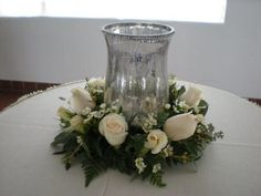 really like these centerpieces