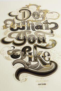 Do What You Like by Like Minded Studio, via Behance