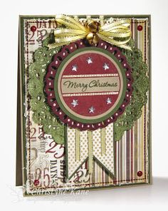 Stampin' with Sugar: Merry Christmas